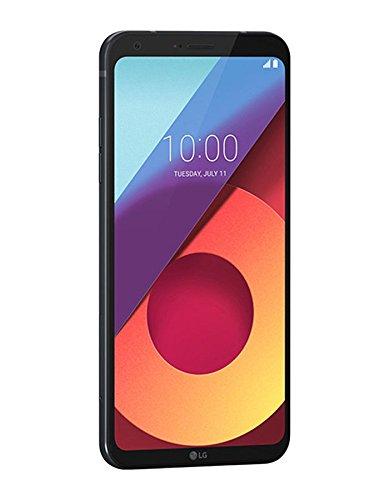 LG Q6 Astro Black (LGM700N.AGBRBK) 5.5-Inch Unlocked Smartphone, Cortex-A53 Octa-core Processor, 3GB RAM, 32GB Storage, Full HD Display (2160 x 1080 Resolution), 13MP Rear + 5MP Front Camera, 4G LTE