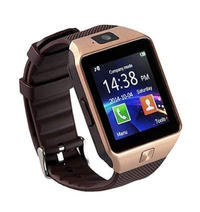 Email Bluetooth (Smart Watch New in Retail Box/Call, Talk, Answer Calls, Messages/Email/ Bluetooth/Camera/Pedometer/Music Player/Calendar/ Alarm Clock/Sim Slot/ (Rose Gold))