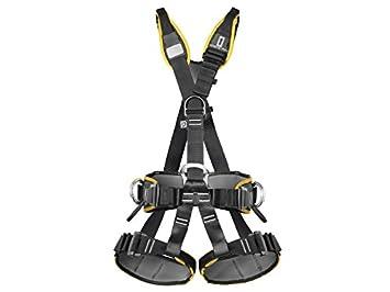 Arbeitsgurt Klettergurt Profi Worker Singing Rock : Auffanggurt profi worker 3 standard größe xl farbe schwarz gelb von