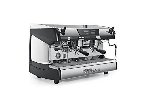 Nuova Simonelli Aurelia II T3 2 Group Espresso Machine with MAUMBIISEM02CW0006 with Free Espresso Starter Kit and 3M Water Filter System