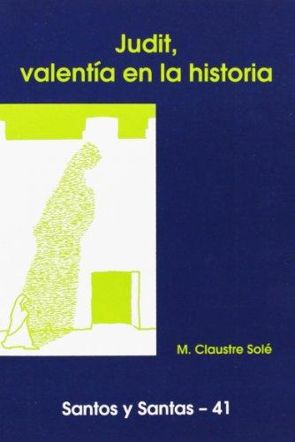 Descargar Libro Judit, Valentía En La Historia M. Claustre Solé