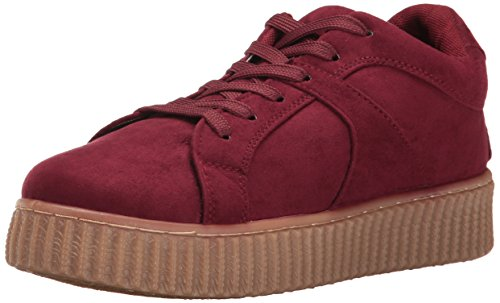 04a Qupid Rematch Womens Qupid 04a Rematch Burgundy Womens PTwqztFn