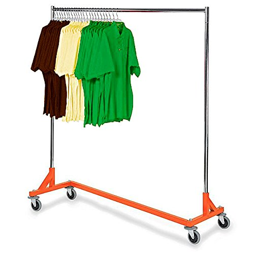Used, Only Hangers Commercial Grade Rolling Z Rack with Nesting for sale  Delivered anywhere in USA