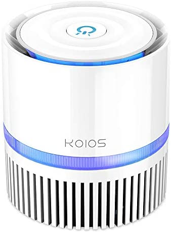 KOIOS Upgraded Purifier Filtration Purifier White product image