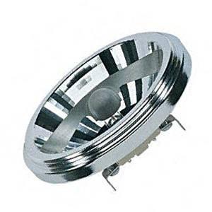 10 x Osram 50W 12V Halospot AR111 24 Degree Beam Angle Halogen Floodlight [EU Specification: 220-240v]