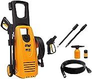 Lavadora de Alta Pressão WAP ECO WASH 2350 1650W 1750 PSI/Libras 360L/h Jato Leque e Concentrado Máquina 127V