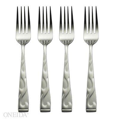 - Oneida Flatware Tuscany Dinner Forks Set Of 4
