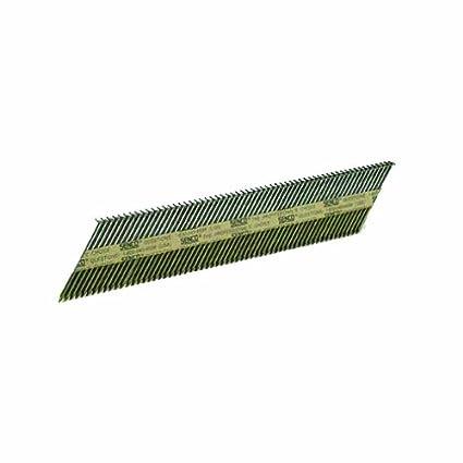 SENCO FASTENING SYSTEMS KC29APBK 2.5K.131 x 3-1/2 Frame Nail ...