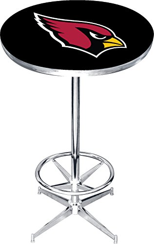 Imperial Officially Licensed NFL Furniture: Round Pub-Style Table, Arizona Cardinals ()