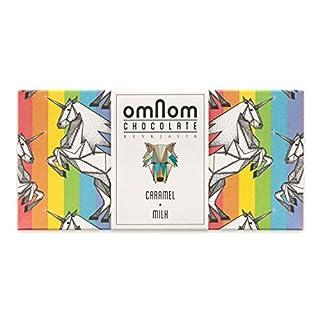 Caramel + Milk - 60gr Icelandic Bean To Bar Chocolate by Omnom Chocolate
