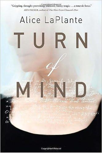 Turn Of Mind Laplante Alice 9780385669856 Amazon Com Books