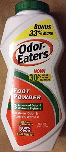 Odor-Eaters Foot Powder (Pack of 3)