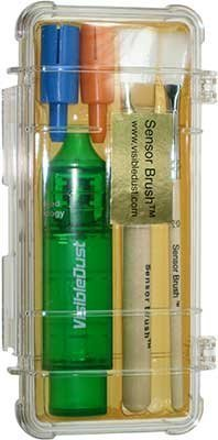 Sensor Brush Kit 1.3 Sensors w/Spinning Device - VD-2K by VisibleDust