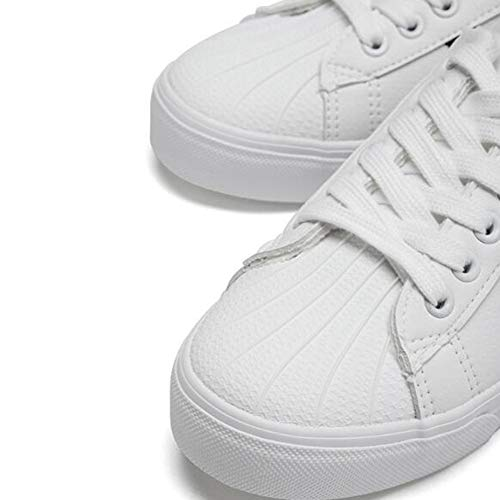 Fraîches Profonde Chaussures Ronde Bouche cn36 De couleur White Blanches Femmes Tête uk4 Petite À Fh Size Des Dentelle Avec Eu36 p0qCIIwzn
