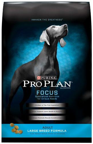 Pro Joint Formula (Purina Pro Plan FOCUS Adult Large Breed Formula Adult Dry Food - (1) 18 lb. Bag)