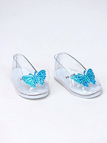 Cinderella's Glass Slippers for 18