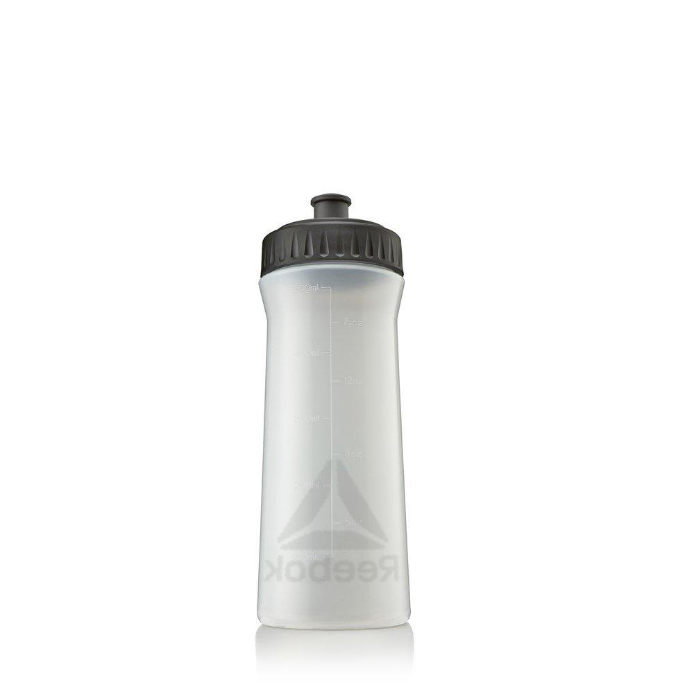Claro//Negro Reebok Botella de Agua