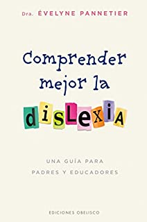 Book Cover: Comprender mejor la dislexia