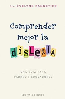 Book Cover: Comprender mejor la dislexia