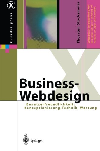 Business-Webdesign (X.media.press)