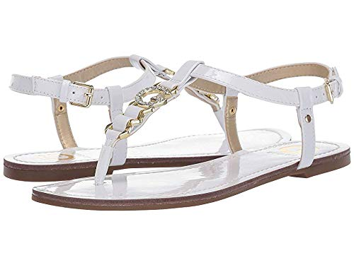 G by GUESS Women's Lexann White 2 7.5 M US from G by GUESS