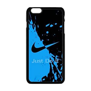 Hard Plastic Cover Case Nike just do it Apple iPhone 6 Plus 5.5