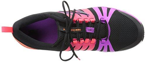 New Balance WX811 B - zapatillas deportivas de material sintético mujer negro - Schwarz (BM BLACK/PINK)