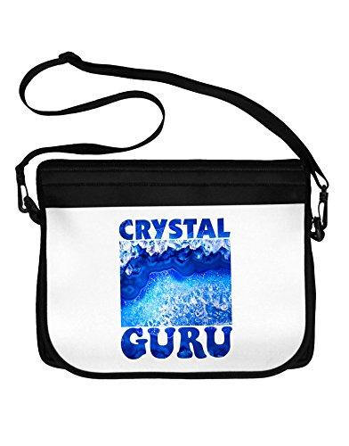 TooLoud Crystal Guru Neoprene Laptop Shoulder Bag