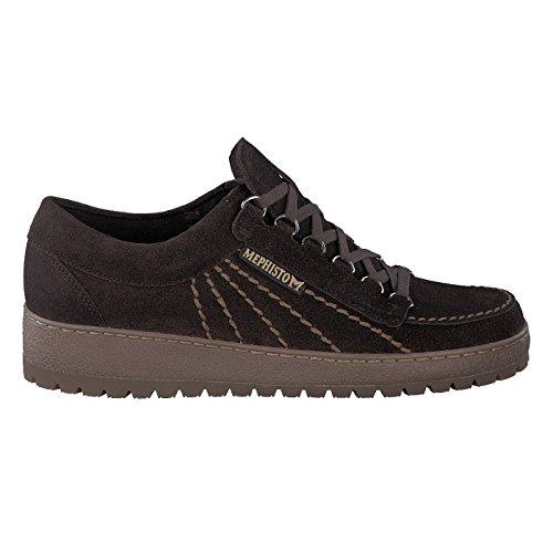 Mephisto Sneaker Uomo Dark Brown Brown