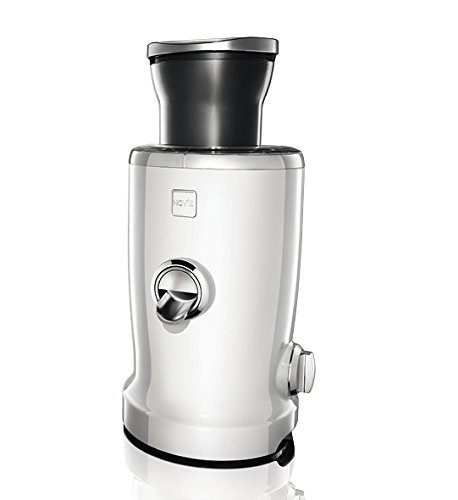 NOVIS Vita Juicer The 4-in-1 Juicer, White
