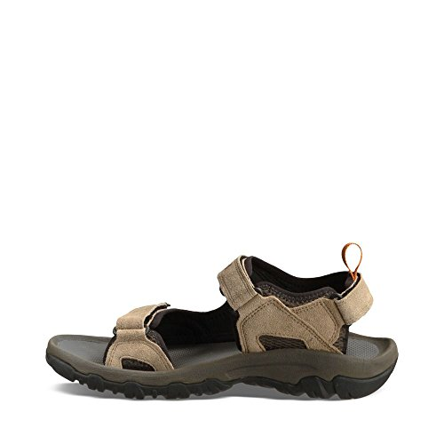 Teva Men's Katavi Outdoor Sandal, Walnut, 9 US