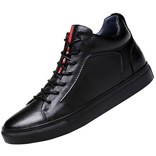 1 Derby Oudan Pour 38eu 1 De Taille Et En Chaussures Chaud Hommes Bottes Travail coloré Coton Martin wqqXraR1x