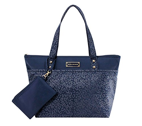 jacki-design-miss-chantelle-2-piece-tote-bag-blue
