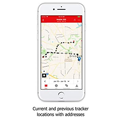 Micro 420 – 4G GPS Tracker on Verizon. GPS Tracker for Cars, People, and Property: GPS & Navigation