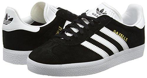Gazelle Sneaker Nero core Adidas Met Black Per gold white Donna xPH5dq1w