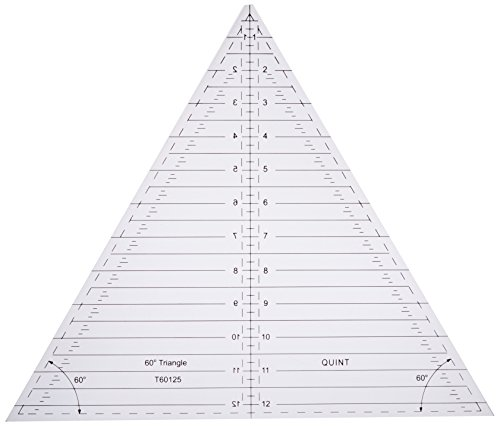 60 Degree Ruler - 8