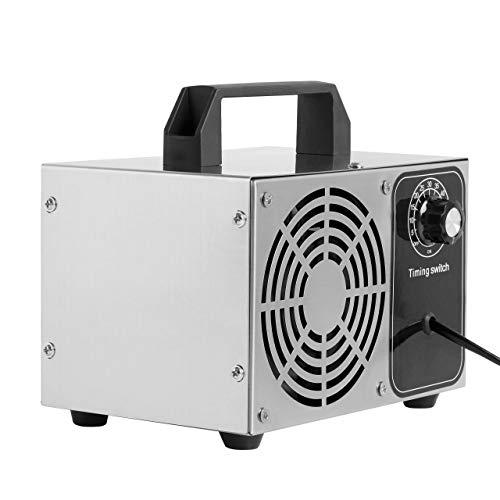🥇 Generador de Ozono 24.000 MG/h – Ozonizador para Desinfectar y Purificar el Aire Eliminando Virus