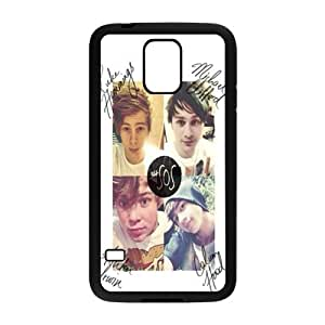 5 SECONDS OF SUMMER Phone Case for Samsung Galaxy S5