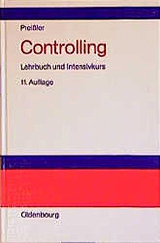 Download Controlling. Lehrbuch und Intensivkurs. pdf epub