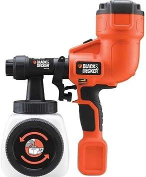 BLACK+DECKER HVLP200-GB Hand Held Paint Sprayer - Easy Maintenance