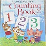 img - for Richard Scarry's Best Counting Book Ever (1975-08-12) book / textbook / text book