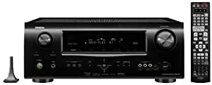 Denon AVR-1911 7.1 Channel AV Home Theater Receiver (Black)