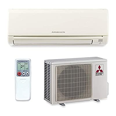 Mitsubishi Single Zone Ductless Mini Split