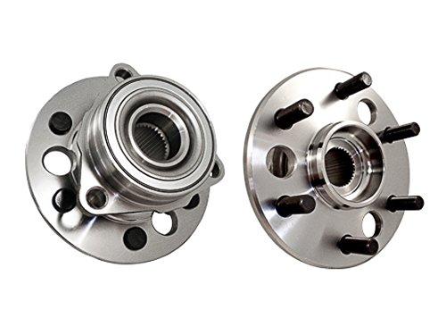 (Callahan 515001X2 [2] Pair FRONT Premium Grade [ 6 Lug 4WD ] Wheel Hub Bearing Assemblies [ 515001 ])