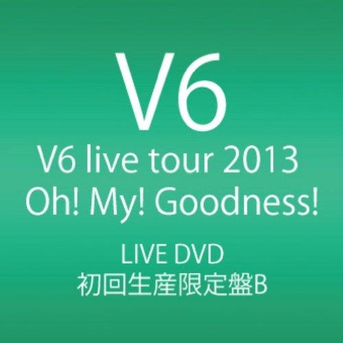 V6 live tour 2013 Oh! My! Goodness! (DVD4枚組) (初回生産限定盤B) B00FLQT8B0