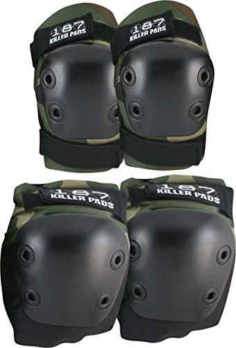 Killer Pads Camo Knee
