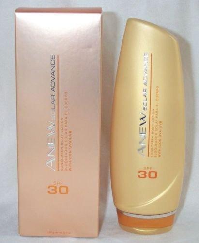 A New Aging Cream Avon - Avon Anew Solar Advance Spf#30 Body Lotion 5oz