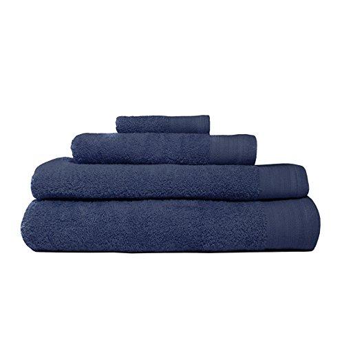 GALERIAS MADRID asciugamano Saira Blu marino, 30x 50