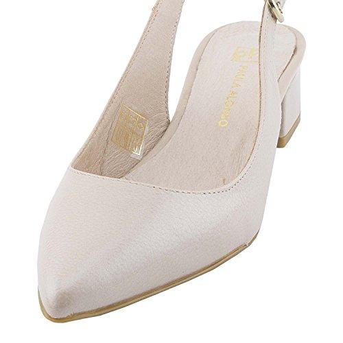 Zapatos Piel Piel Beige Charol Charol Zapatos Beige Zapatos HXfqawtw