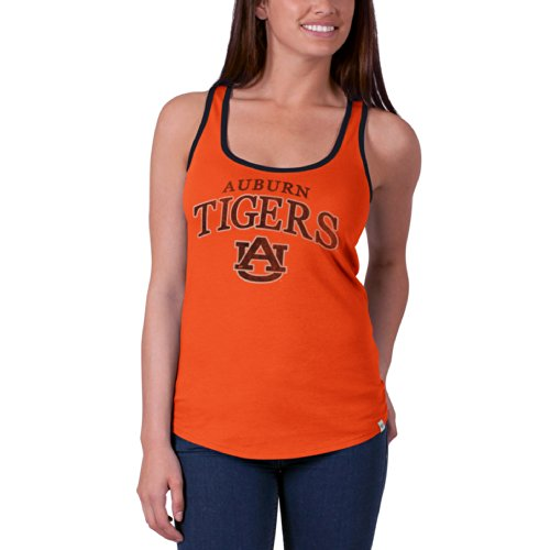 - NCAA Auburn Tigers Women's Headway Tank Top, Orbit Orange, X-Large